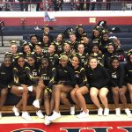 Varsity Cheer: After more than 18 months, Cadets soar at TJ Fall Invitational