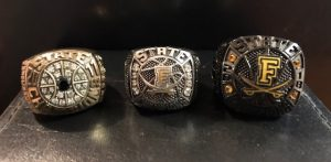Photo Gallery: FGB State Championship Rings 2018, 2017, 2011