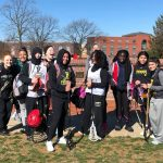 Photo Gallery: Girls Lacrosse Lawn Chair Practice