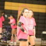 Varsity Volleyball vs Catoctin (Pink Out) 10/15/2018