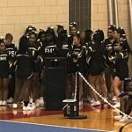 Varsity Cheerleading: Cadets tune up once again for counties at FSK Invitational