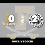 Boys Jv Soccer: Frederick fall to Oakdale 2-nill in season finale