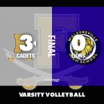 Varsity Volleyball: Frederick defeats Walkersville for first back to back wins since 2015
