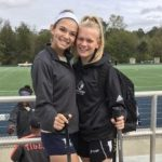 Girls Lacrosse: Former Cadets Irwin, Pellet face off in college