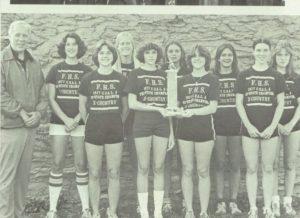 Photo Gallery: Cadet Cross Country Team Photos: 1976 – Present