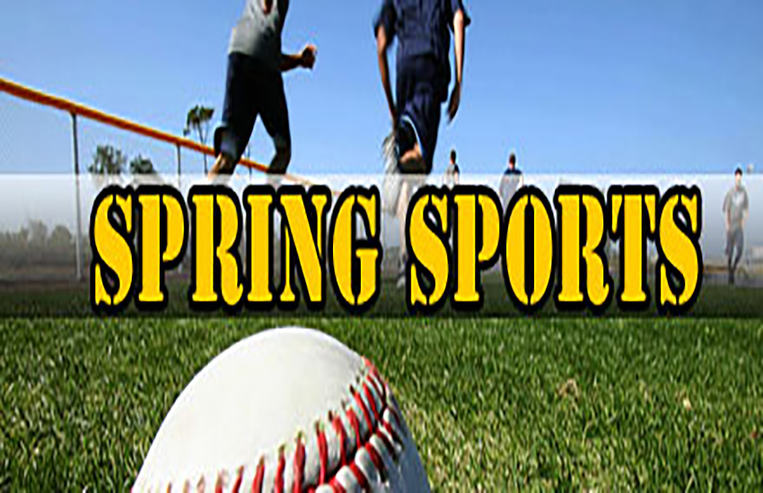Spring Sport Registration Is Now Open