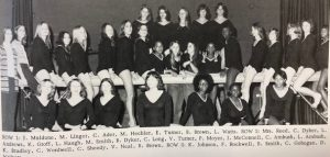 Photo Gallery: Cadet Gymnastics Team Photos, 1974 – 1979