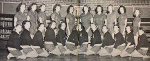 Photo Galley: Cadet Field Ball Team Photos, 1947 – 1953