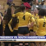 VIDEO: LocalDVM.com – Frederick vs. South Hagerstown Volleyball Highlights