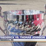 VIDEO: LocalDVM.com – Frederick vs. Thomas Johnson Football Highlights