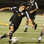 Boys Varsity Soccer: Urbina ends his FHS career 3rd All-Time in Assists