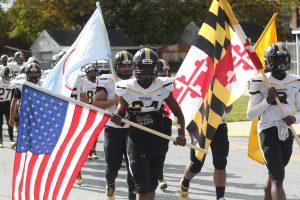 Photo Gallery: Varsity Football vs TJ, Homecoming Game 11/3/2018