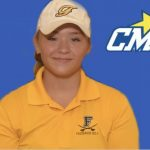 Cadet golfer Stephanie Quiora named 2nd Team All-CMC