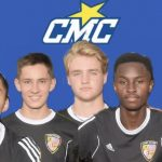 Norgbe, Urbina headline five Cadets named to All-CMC Soccer Teams