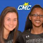 Roberts, Whang named All CMC Volleyball Honorable Mention