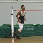 Boys Indoor Track: McCaa earns high jump silver at The Terry Baker Invitational.