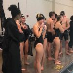Girls Swimming: Cadets fall to Hawks, Bostian double winner for FHS