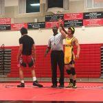Wrestling: Samayoa lone winner for Frederick in road loss to Lancers