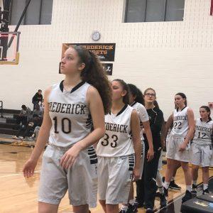 Photo Gallery: Girls Jv Basketball vs Urbana