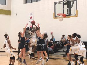 Photo Gallery: Girls Varsity Basketball vs Urbana