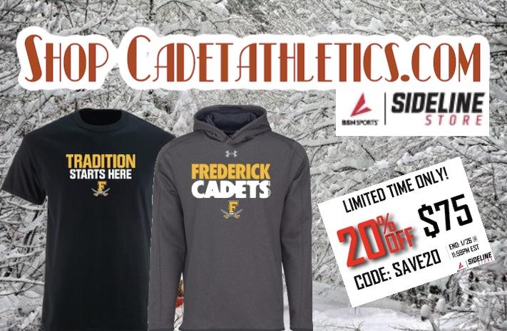 20% OFF SALE at cadetathletics.com!