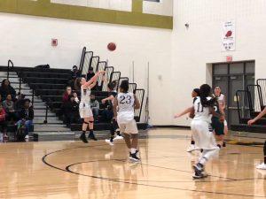 Photo Gallery: Girls Jv Basketball vs Tuscarora