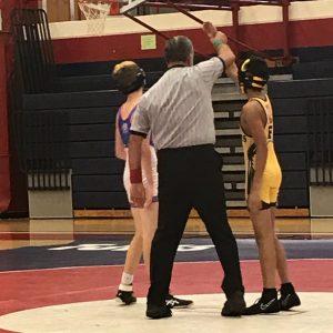 Photo Gallery: Tri Match, Wrestling vs Boonsboro and TJ