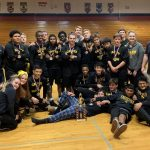 Wrestling: 8 Wrestlers place as Cadets take 2nd at FSK Invitational