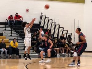 Photo Gallery: Boys Jv Basketball vs FSK