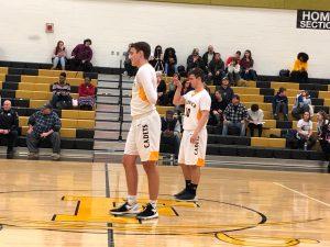 Photo Gallery: Boys Varsity Basketball vs FSK