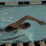 Girls Swimming: Cadets fall to Lancers, Bostian double winner for FHS