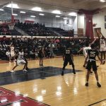 Boys Jv Basketball: Cadets fall to Patriots in JV Intra City Game