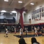 Girls Jv Basketball: Cadets roll to a 61-24 win over TJ in the Intra City Game