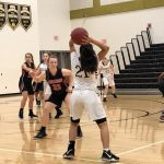 Girls Jv Basketball: Kafuna calm at the foul line to lift FHS over Linganore