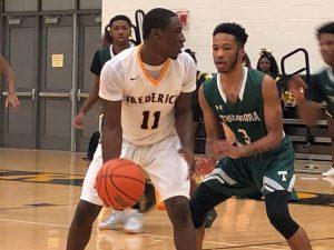 Photo Gallery: Boys Varsity Basketball vs Tuscarora