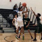 Boys Jv Basketball: Cadets comeback falls short vs Titans, Bowie scores 24