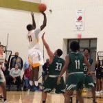 Boys Varsity Basketball: Cadets avenge early season loss to Titans in the Battle of the Backyard