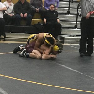 Photo Gallery: Wrestling vs Brunswick