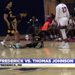 WATCH: WDVM- Frederick vs. Thomas Johnson Boys Basketball Highlights