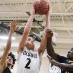 Boys Varsity Basketball: Bears top Cadets at Oakdale