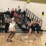 Girls Varsity Basketball: Cadets down Oakdale, Daniels tops 1,800 career points.