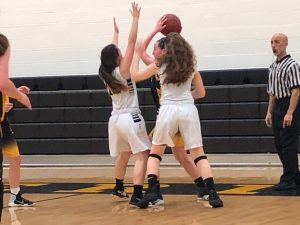 Photo Gallery: Girls Jv Basketball vs South Carroll