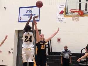 Photo Gallery: Girls Varsity Basketball vs South Carroll