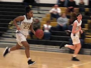 Photo Gallery: Girls Jv Basketball vs Oakdale