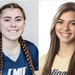 Girls Lacrosse: Former Cadets Shedio, Pellet notch first collegiate goals