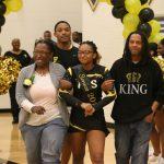 Photo Gallery: Boys Varsity Basketball Senior Night vs Green Street