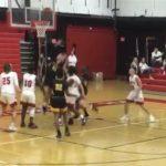 Boys Varsity Basketball: Cadets fall to Hubs in regular season finale