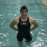 Girls Swimming: Bostian breaks her own FHS record at state championship