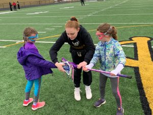 Photo Gallery: Girls Lacrosse Youth Clinic