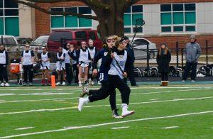 Photo Gallery: Girls Lacrosse Scrimmage vs Goretti